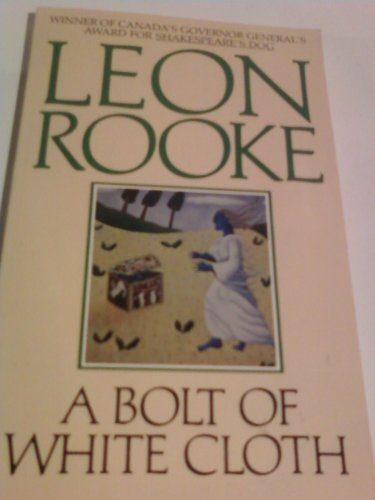 A Rooke: A Bolt of White Cloth (Pr Only)