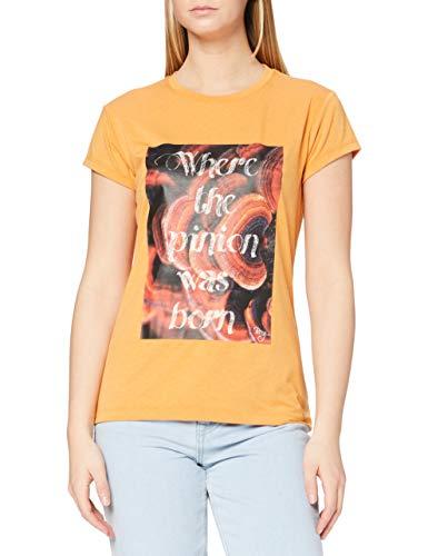 Berg Outdoor Graca Tech T-Shirt pour Femme XL Orange