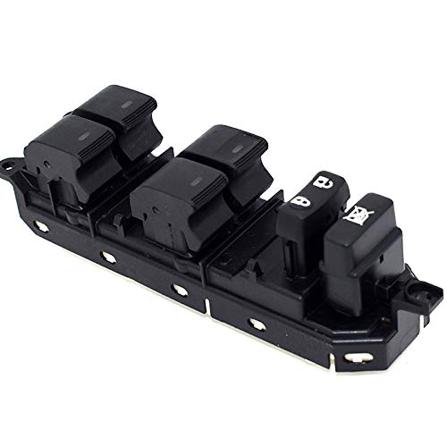 Control de Ventana Interruptor Principal, Interruptor de la Ventana eléctrica, para Toyota Land Cruiser Prius para Lexus Camry Alphard 84040-33100 8404033100 Repuestos automáticos de Repuesto