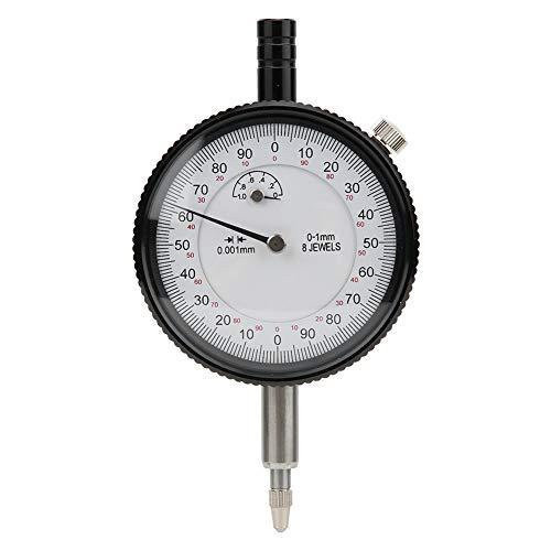 Edelstahl 58 mm Zifferblattdurchmesser Messuhr, mechanische Messuhr, für industrielle Messgeräte Industriewerkzeug