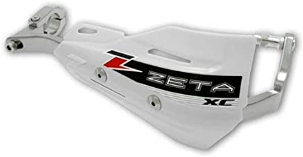 Pair for Armor Handguards Zeta XC Protector CR RED Hand Shields
