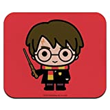 Harry Potter Cute Chibi Character Low Profile Thin Mouse Pad Mousepad