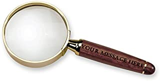 personalised magnifying glass