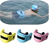 Abhsant Swimming Back Float, Swim Belt Bubble with Adjustable 4 Layers Thicken Split Foam Learning Safety Training Board Pool Floaties for Kids, Toddlers, Swimming Beginners Floats Swim Lessons