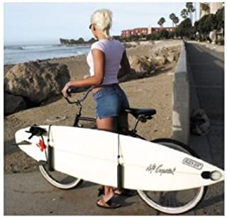 Block Surf Side Ride Surfboard Bike Rack