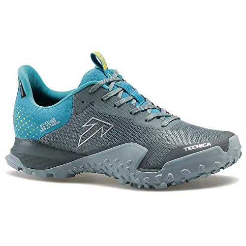 Tecnica, Zapatos para Senderismo Mujer, Azul, 38 EU