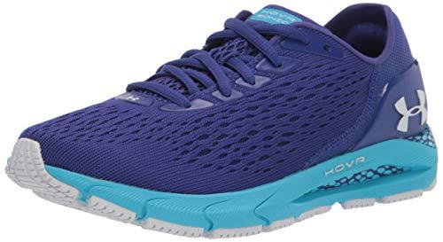 Under Armour Women's HOVR Sonic 3 Running Shoe, Smalt Blue (401)/Equator Blue, 7