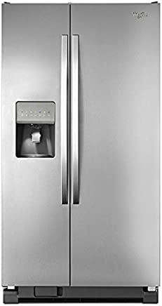 Kenmore 50023 25 cu. ft. Side-by-Side Refrigerator - Stainless Steel