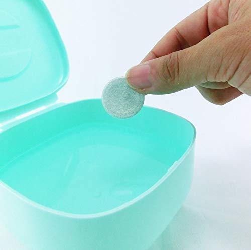 小林製薬のタフデントクリア除菌108錠入れ歯洗浄剤