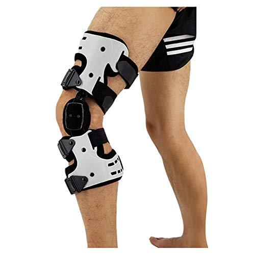 AOPAWOX Bisagras Rodillera ortopedica | Apoyo para la Rodilla menisco, Dolor en la articulación artrítica, esguince del ligamento Lateral Medial, lesión de LCA/LCL