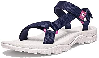 CAMEL CROWN Sport Sandals for Women Anti-skidding Water Sandals Comfortable Athletic Sandals for Outdoor Wading Beach