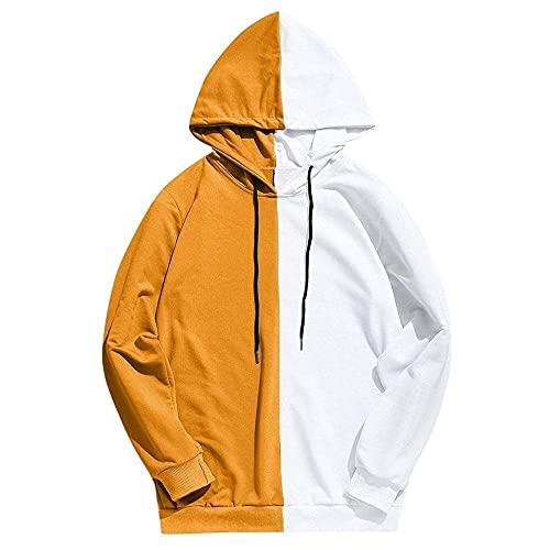 """""""N/A"""" Herren Basic Hooded Sweatshirt Pullover Hoodie Sweatshirt"""