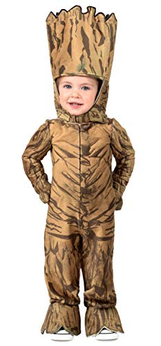 Princess Paradise Baby Marvel Guardians of The Galaxy Vol. 2 Groot Costume, As Shown, 12-18 Months