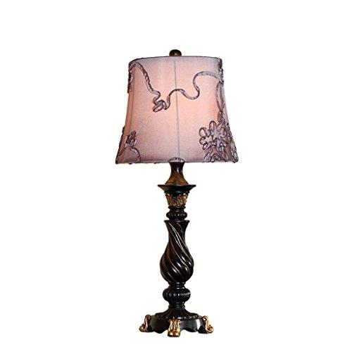 Lampe de bureau de style européen vintage lampe de chevet lampe de salon créatif