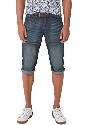 s.Oliver Herren 28.905.72.2332 Shorts, Blau (Blue Denim 55y4), W(Herstellergröße: 30)
