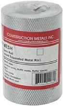 Construction Metals KM625 Mesh Screening, 6