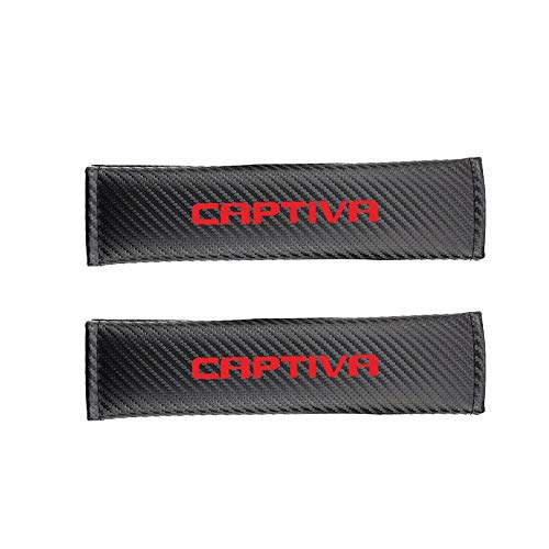 TFWYYJ CANTIDAD DE Seguridad DE Coche para Chevrolet Captiva CUBRADA DE Correo DE Seguro Soft Soft Cabe DE Alta Caja DE Hombres DE Caja Interior Interior (Color : Red)