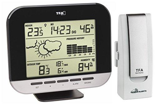 TFA-Dostmann Funk-Wetterstation Connect Plus TFA 35.1143.01 Plus Gateway