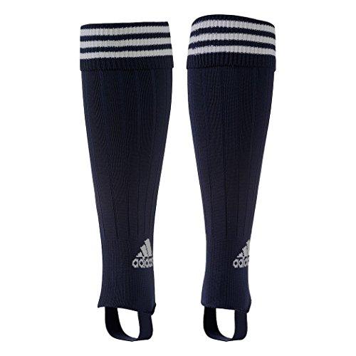 adidas 3-Streifen Stegstutzen dunkelblau/weiß, 43-45