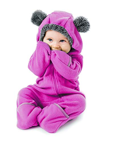 Mono Bebe Invierno Marca Cuddle Club
