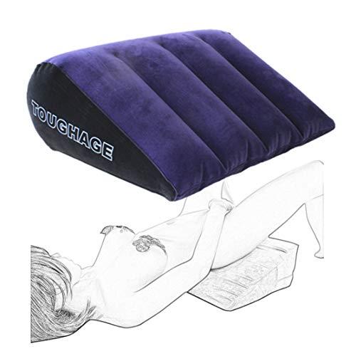 BONDAGE Almohada Inflable Simple, fácil de almacenar Muebles, Sofá Detiene el Filtro Posición Acolchonadas