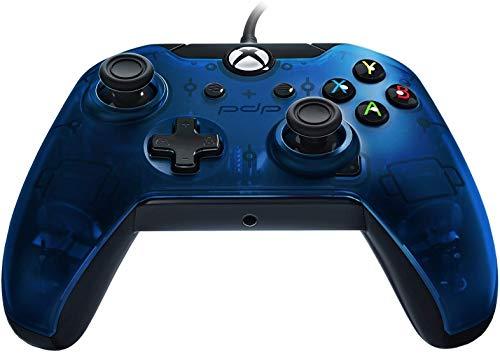 PDP - Mando Licenciado Nueva, Color Azul (Xbox One)