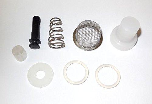 BEEM Ablasshahn-Kleinteile-Set, 20mm für Samoware Mr. Tea, Columbus, 3000er Serie und 2017