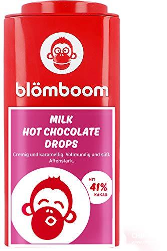 blömboom – Chocolate – blömboom – Blömboom – Organic Milk hot chocolate drops 200g