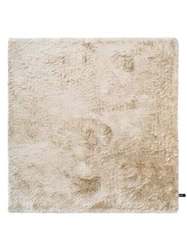 Benuta Teppich, Polyester, 200x200 cm
