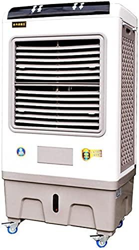 Aire Acondicionado Portatil Refrigeradores evaporativos Enfriador de aire, ventilador de aire acondicionado para casas móviles, acondicionador de aire pequeño refrigerado por agua evaporante, refriger