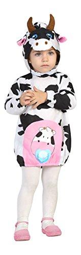 Atosa 30538–Vaca, Baby Disfraz, 12–24Meses