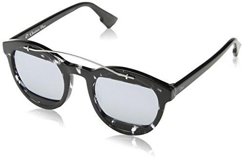 Dior DIORMANIA1 DC AB8 Gafas de sol, Gris (Havana Grey/Extra White Marl), 50 para Mujer