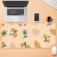 拡張 ゲーミング マウスパット,大型 じゃない-スリップ ラバーベース マウスパッド ステッチエッジ付き,防水 マウスパッド デスクパッド 用 オフィス ホーム-J 80x30cm