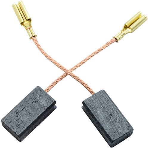 Escobillas de Carbón para ATLAS COPCO VSLE115 amoladora - 5x8x15mm - 2.0x3.1x5.9