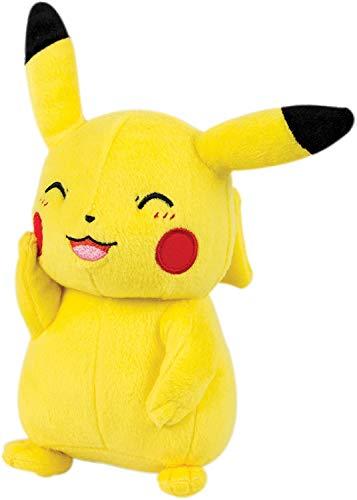 TOMY - Pikachu 760019251. Peluche 30cm.