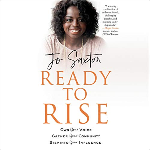 Couverture de Ready to Rise