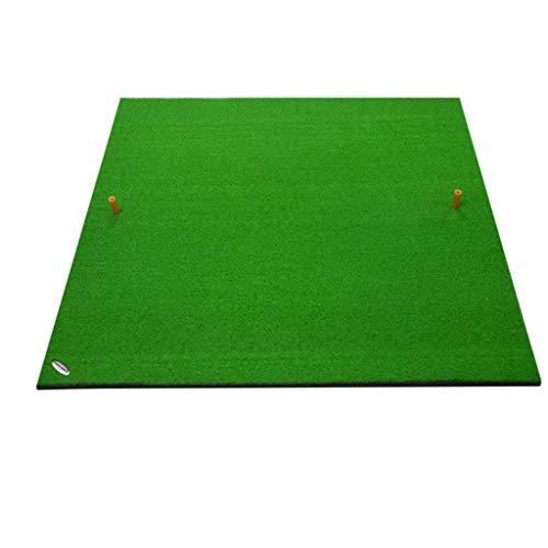 LOVEPET Mazze da Golf Addensare Pratica Tappetino/Tappetino Allenatore di Swing Attrezzatura per L'allenamento 1X1m Standard