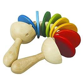 PLAN TOYS- Clatter, Colore Legno, 6413