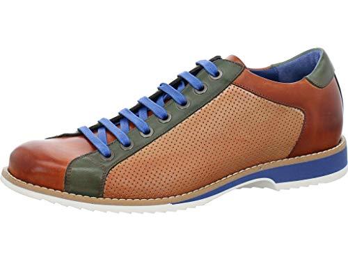 Nicola Benson Sneaker Größe 43 EU Braun (braun-beige)