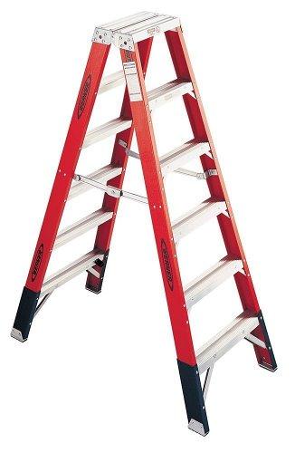Werner T7406 Ladder, 6-Foot