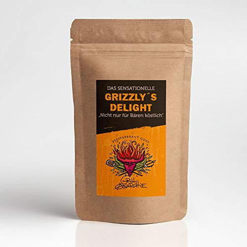 Grillanarchie Grizzly´s Delight 100 g...