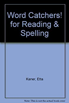 Word Catchers! for Reading & Spelling - Book  of the Word Catchers!