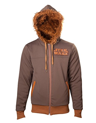 Flashpoint AG Star Wars Hoodie Reversible - Chewbacca [Andere Plattform] M braun