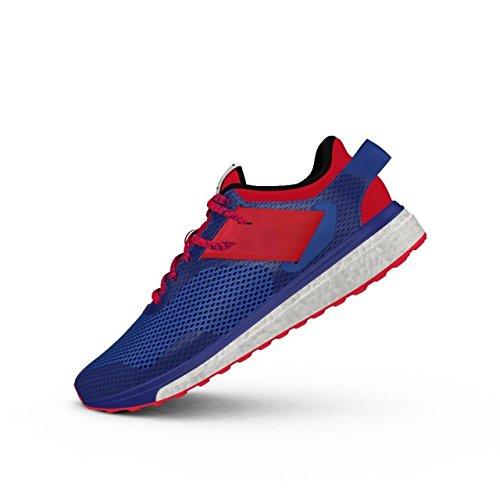adidas Response 3 M, Zapatillas de Running para Hombre, Azul (Azul/Rojray/Negbas), 44 EU