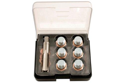 Laser 5227 - Kit de reparación para cárter de Aceite (M15 x 1,5)