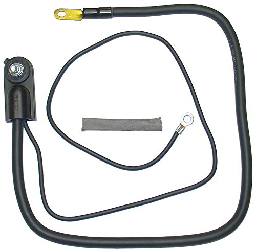 ACDelco 2SD33XA Professional Negative Side Terminal Battery Cable with Auxiliary Leads