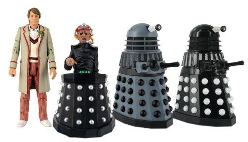 Dr Who - 016143 - Exclusif - Résurrection De The Collectors Daleks Set