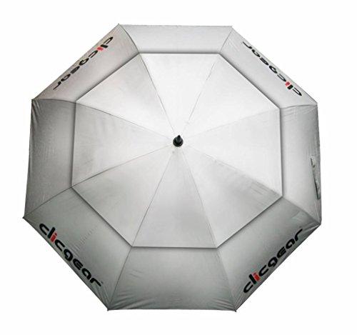 Clicgear PACR - Paraguas, color plata
