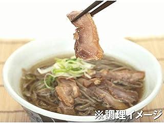 そば 山形かほく 冷たい肉そば(5食入)