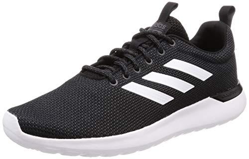 adidas Originals Lite Racer CLN Sneaker Herren schwarz/weiß, 9.5 UK - 44 EU - 10 US